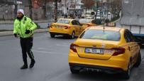 Esenyurt'ta Ticari Taksilere Şok Uygulama
