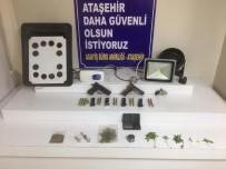 Evi Uyuşturucu İmalathanesine Çeviren Şahısa Operasyon