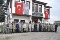 ATATÜRK EVİ - Genelkurmay Başkanlığı Askeri Personellerinden Atatürk Evi'ne Ziyaret