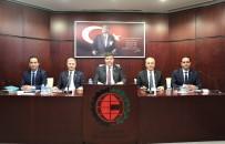 KREDİ DESTEĞİ - GTO'da Yılın Son Meclis Toplantısı Yapıldı