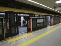 TRAFİK MÜDÜRLÜĞÜ - İBB'den yılbaşı önlemleri (6 metro hattı sabaha, diğer metro hatları 02.00'ye kadar hizmet verecek)