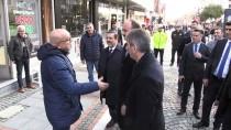 EKREM CANALP - İçişleri Bakan Yardımcısı İnce Açıklaması 'Düzensiz Göçle Mücadelede Edirne Çok Başarılı Çalışmalar Yürütüyor'