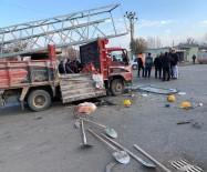 Iğdır'da Trafik Kazası Açıklaması 1 Ölü