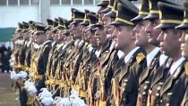 KARA HARP OKULU - İzmir'de Eğitimini Tamamlayan 2 Bin 136 Teğmen Mezun Oldu