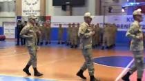DAMAT İBRAHİM PAŞA - Jandarma At Ve Köpek Eğitim Merkezi Komutanlığında Sertifika Töreni Düzenlendi
