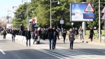 ORTODOKS KILISESI - Karadağ'daki Ortodoks Sırplardan Ayinli Protesto