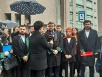 MUSTAFA DOĞAN - Karaköy'de Başörtülü Kızlara Saldıran Sanık Hakim Karşısında