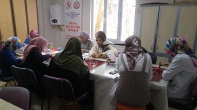 Kaymakam Özkan, SYDV'nin 2019 Yılı Projelerini Değerlendirdi