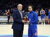 ANADOLU EFES - Larkin MVP Ödülünü Aldı