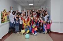 NOEL - 'Leyla'dan Sonra Topluluğu'ndan Çocuklara Yılbaşı Sürprizi