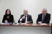 ESKİ FUTBOLCU - Nilüfer'de Spor Mercek Altına Alındı
