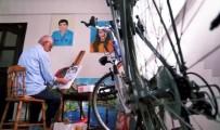 (Özel) Emekli Polisin Bisiklet Tutkusu