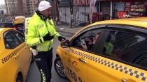 (Özel) Esenyurt'ta Ticari Taksilere Şok Uygulama