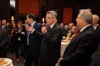 RÖNTGEN - Sağlık Çalışanları Kongresi Ve İstanbul Sağlık Yöneticileri Derneği'nin Tanıtım Toplantısı Yapıldı