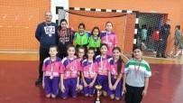 HENTBOL - Şampiyon Mehmet Akif Ersoy Ortaokulu