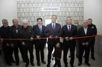 SELÇUK ÜNIVERSITESI - Sarayönü MYO'da Modernize Edilen Kütüphane Açıldı