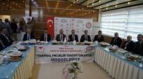 ALİ FUAT ATİK - Siirt'te Tarım Değerlendirme Toplantısı Düzenlendi