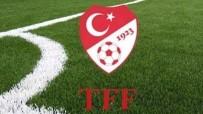 MÜZAKERE - TFF'den Bursaspor'a Kötü Haber