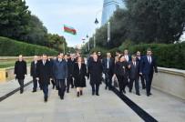Ruhsar Pekcan - Ticaret Bakanı Pekcan, Azerbaycan'da