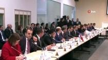EKONOMİ BAKANI - Ticaret Bakanı Pekcan, Azerbaycanlı Ve Türk İş Adamları İle Görüştü