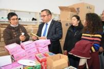 Tunceli'de Görsel Sanatsal Dersi Materyalleri Dağıtımı Başladı