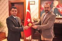 Türk Standartları Enstitüsünden, Başkan Kavaklıgil'e Ziyaret