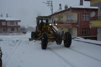 Yozgat'ta Karlı Mücadele