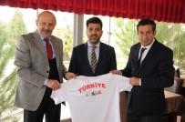 SPOR MERKEZİ - ADÜ, Kültür Ve Spor Merkezi Haline Gelecek