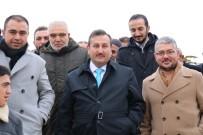 CUMA NAMAZI - AK Parti, Yeni Merkez İlçe Başkanı Atandı