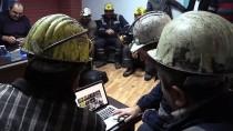 ANADOLU AJANSı - Amasyalı Madenciler, AA'nın 'Yılın Fotoğrafları' Oylamasına Katıldı