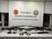 Aracın Gösterge Paneline Saklanan Silahı Polis Böyle Buldu