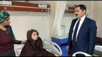 Ardahan'da Toprak Evin Damı Çöktü Açıklaması 3 Yaralı