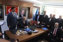 Ulaştırma ve Altyapı Bakanı - Bakan Turhan Açıklaması 'Bizi İçimizden Bölmek, Ayrıştırmak İsteyen Güçlerin Oyunlarına Düşmeyelim'
