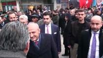 Ulaştırma ve Altyapı Bakanı - Bakan Turhan Açıklaması 'Kanal İstanbul'u Yapmazsak Bu Bize Baskı Olur'