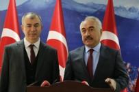 Bakan Yardımcısı Mehmet Ersoy Artvin'de İZDES'le İlgili Açıklama Yaptı