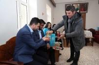 Büyükşehir Belediyesi'nden Süryani Vatandaşlara Bayram Ziyareti