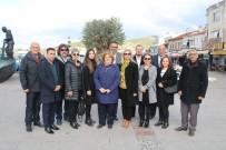 DEVİR TESLİM - CHP Foça'nın Yeni Başkanı Göreve Başladı