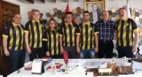 ELAZıĞSPOR - Eski Fenerbahçeli Futbolcu Amatör Ligde