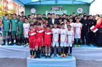 Futbolcu Fabrikası Kepez'de Projesi