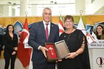 RESIM SERGISI - Gümüş Anahtar Onur Ödülüne Layık Görüldü