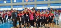 HENTBOL - Hentbolda Şampiyon Anadolu Kalkınma Vakfı