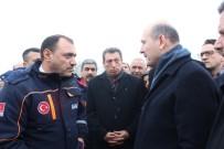 İçişleri Bakanı Soylu Açıklaması 'Elazığ'daki Depremde 5 Evde Hasar Söz Konusu'