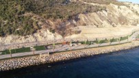 KORKULUK - İki Sahili Birleştiren Parkta Sona Yaklaşılıyor
