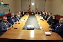 İL BAŞKANLARI - İl Başkanı Karabıyık, AK Parti Marmara Bölgesi İl Başkanları Bölge Toplantısına Katıldı