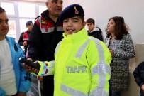 TRAFİK EĞİTİMİ - Jandarmadan Özel Çocuklara, Özel Trafik Eğitimi