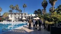 ERSIN TATAR - Kıbrıs'ta Otelde Yangın Açıklaması 1 Ölü