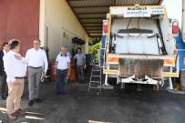 Konyaaltı Belediyesi Çöpten 1 Milyon Lira Tasarruf Etti