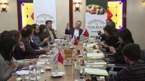KURUYEMİŞ - Kuru Yemiş Sektöründen 'Gümrük Vergisinde' İndirim Talebi