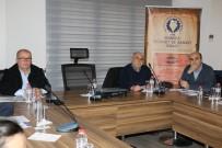 TAŞKıRAN - Manisa TSO'da 'Etiket Yönetmeliği Değişikliği Bilgilendirme Toplantısı' Düzenlendi