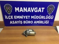 Marş Dinamosu Hırsızları Yakalandı